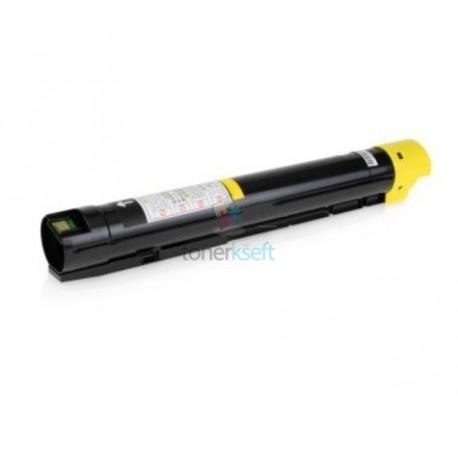 006R01458 (Xerox WorkCentre 7120) Y Yellow - žltý kompatibilný toner - 15.000 strán, 100% Nový