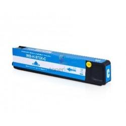 HP 973X / F6T81AE HP č.973X C Cyan - modrá kompatibilný cartridge s čipom - 85 ml