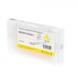 Kompatibilný Epson T6534 / T-6534 XL (C13T653400) Y Yellow - žltá cartridge s čipom - 200 ml