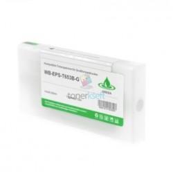 Kompatibilný Epson T653B / T-653B XL (C13T653B00) G Green - zelená cartridge s čipom - 200 ml