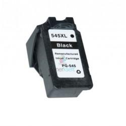 Kompatibilný Canon PG-545 XL / PG545 XL BK Black - čierna vysokokapacitné cartridge s čipom - 18 ml