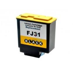 Olivetti FJ31 / B0336 XL BK Black - čierna kompatibilné cartridge s čipom - 18 ml