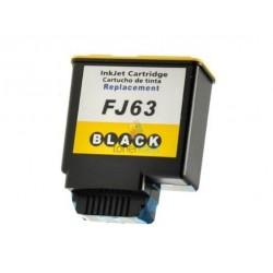 Olivetti FJ63 / B0702 XL BK Black - čierna kompatibilné cartridge s čipom - 18 ml