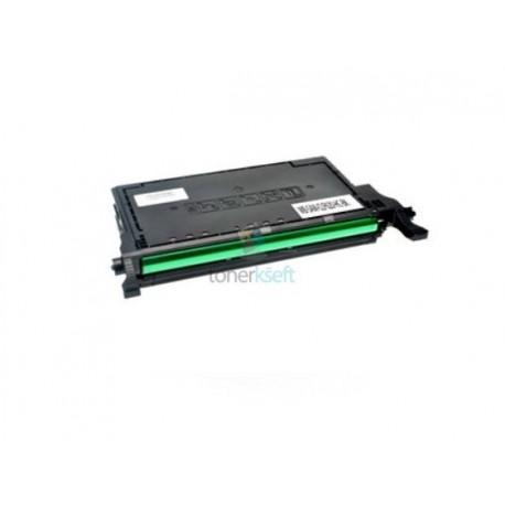 Samsung CLP-620 (CLT-K5082L / EĽS) BK Black - čierny kompatibilný toner - 5.000 strán, 100% Nový