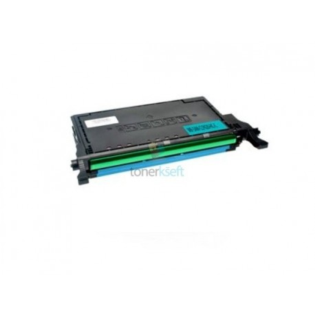 Samsung CLP-620 (CLT-C5082L / EĽS) C Cyan - modrý kompatibilný toner - 4.000 strán, 100% Nový
