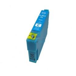 Kompatibilný Epson 603XL / 603 XL (C13T03A24010) C Cyan - modrá cartridge s čipom - 14 ml