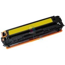HP CE322A / CE322A / HP 128A Y Yellow - žltý kompatibilný toner - 1.300 strán