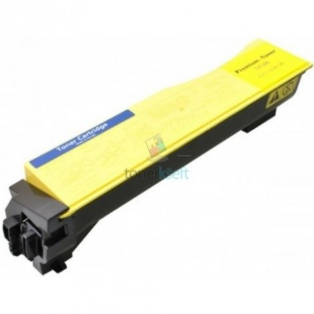 Kyocera Mita TK540 / TK540 Y Yellow - žltý kompatibilný toner - 4.000 strán