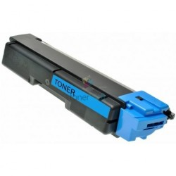 Kyocera Mita TK590 / TK590 C Cyan - modrý kompatibilný toner - 5.000 strán