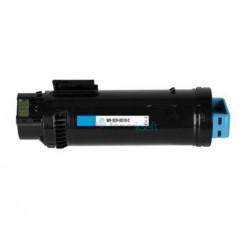 106R03485 (Xerox 6510/ WC 6515) C Cyan - modrý kompatibilný toner - 2.500 strán, 100% Nový