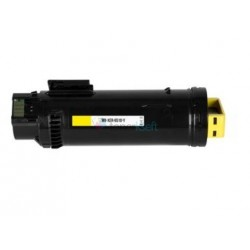 106R03487 (Xerox 6510/ WC 6515) Y Yellow - žltý kompatibilný toner - 2.5106R03487 (Xerox 6510/ WC 6515) 00 strán, 100% Nový