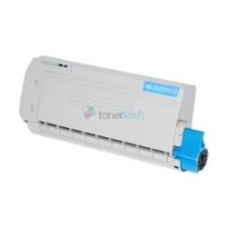OKI 44318619 (ES7411) C Cyan - modrý kompatibilný toner - 11.500 strán, 100% Nový