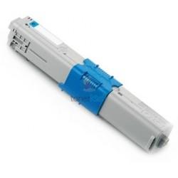 OKI 44973535 (C301 / C321) C Cyan - modrý kompatibilný toner - 1.500 strán