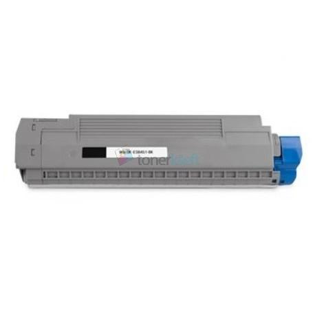 OKI 44059260 (ES8451) BK Black - čierny kompatibilný toner - 9.000 strán, 100% Nový