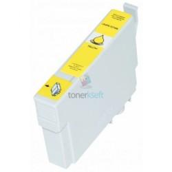 Kompatibilný Epson T2714 / T-2714 (27XL) Y Yellow - žltá cartridge s čipom - 15 ml
