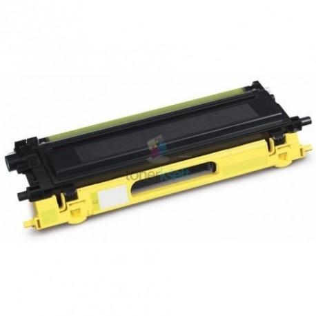 Brother TN-130 / TN-135 Y Yellow - žltý kompatibilný toner - 4.000 strán, 100% Nový
