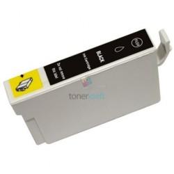 Kompatibilný Epson T0801 / T-0801 BK Black - čierna cartridge s čipom - 18 ml