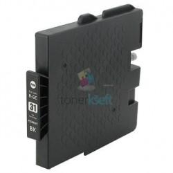 Ricoh GC31 / GC31 (405688) BK Black - čierna Ricoh kompatibilné cartridge s čipom - 37 ml