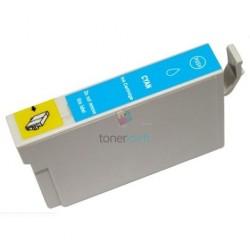 Kompatibilný Epson T0802 / T-0802 C Cyan - modrá cartridge s čipom - 18 ml