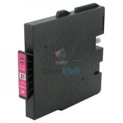 Ricoh GC31 / GC31 (405690) M Magenta - červená Ricoh kompatibilné cartridge s čipom - 27 ml