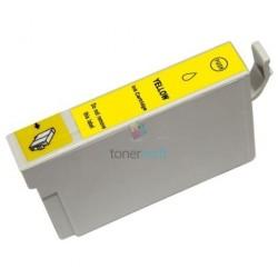 Kompatibilný Epson T0804 / T-0804 Y Yellow - žltá cartridge s čipom - 18 ml