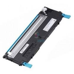 Dell C815K - 593-10494 (Dell 1230/1235) C Cyan - modrý kompatibilný toner - 1.000 strán, 100% Nový