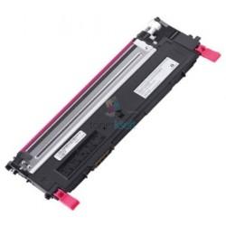 Dell D593K - 593-10495 (Dell 1230/1235) M Magenta - červený kompatibilný toner - 1.000 strán, 100% Nový