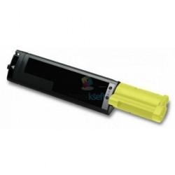 Epson C13S050187 (Epson C1100 / CX11) Y Yellow - žltý kompatibilný toner - 4.000 strán, 100% Nový