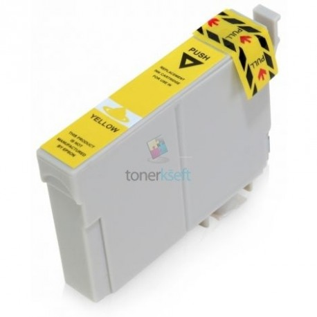 Kompatibilný Epson T1294 / T-1294 Y Yellow - žltá cartridge s čipom - 15 ml