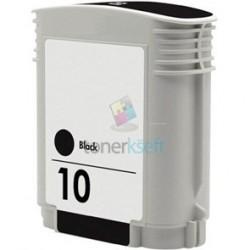 Kompatibilný HP 10 / C4840A, C4844A HP č.10 BK Black - čierna cartridge s čipom - 69 ml