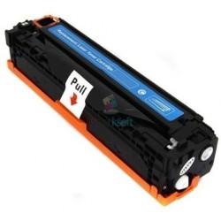 HP CE321A / CE-321A / HP 128A C Cyan - modrý kompatibilný toner - 1.300 strán, 100% Nový