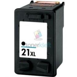 Kompatibilný HP 21 / C9351AE HP č.21 XL BK Black - čierna cartridge s čipom - 22 ml