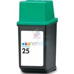 Kompatibilný HP 25 / 51625A HP č.25 Color - trojfarebná cartridge s čipom - 26 ml