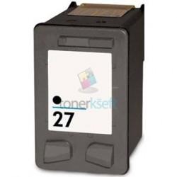 Kompatibilný HP 27 / C8727A HP č.27 BK Black - čierna cartridge s čipom - 22 ml