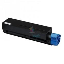 OKI 43502002 (B4600) BK Black - čierny kompatibilný toner - 7.000 strán, 100% Nový