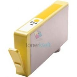 Kompatibilný HP 364 XL / CB325EE HP č.364 XL Y Yellow - žltá cartridge s čipom - 15 ml