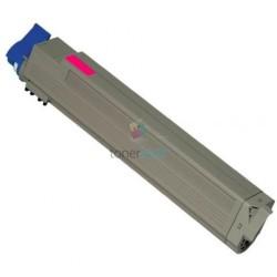 OKI 42918914 (C9600 / C9650 / C9800 / C9850) M Magenta - červený kompatibilný toner - 15.000 strán, 100% Nový