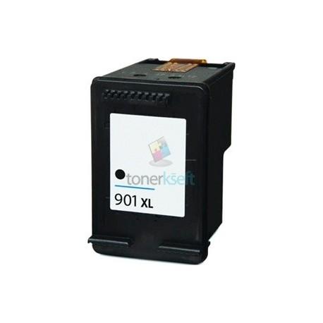 Kompatibilný HP 901 XL / CC654AE HP č.901 XL BK Black - čierna cartridge s čipom - 18 ml