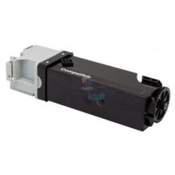 106R01455 (Xerox 6128) BK Black - čierny kompatibilný toner - 2.500 strán, 100% Nový